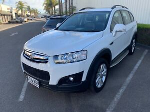 2014 Holden Captiva 7 LT Automatic SUV Gepps Cross Port Adelaide Area Preview