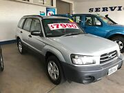 2004 Subaru Forester Wagon Grange Charles Sturt Area Preview