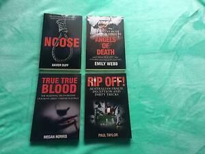 True Crime Novels Port Noarlunga Morphett Vale Area Preview