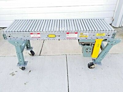 Hytrol 18w X 5 1 Hp 1-ph - Power Roller Conveyor Model 138-sp