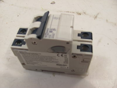 Altech 2g15um 15 Amp 2 Pole 480y 277 Vac Circuit Breaker Ul508