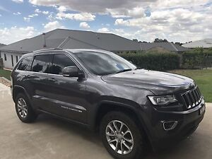 2013 JEEP Grand Cherokee Laredo 4x4 MY13 Wagga Wagga Wagga Wagga City Preview
