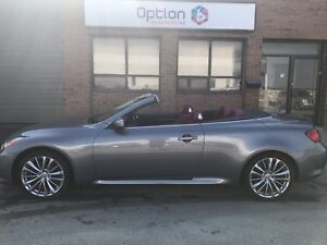 2013 Infinini G37 Convertible - GUARANTEED FINANCING