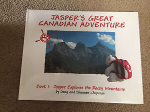 Jasper's Great Canadian Adventure