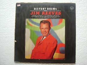 JIM-REEVES-A-NEW-JIM-REEVES-HIT-1st-Press-RARE-LP-record-vinyl-INDIA-INDIAN-EX