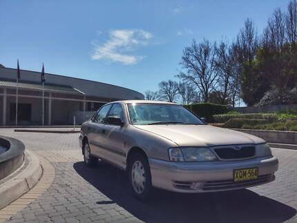 QUICKSALE TOYOTA AVALON 2001 + CARSALES REPORT Campbelltown Campbelltown Area Preview