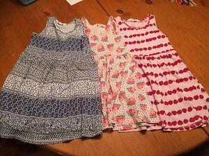 3 belles robes de chez H et M 5$ ch