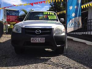 2008 Mazda BT-50 DUAL CAB Diesel *POWERFUL & ECONOMIC* Northgate Brisbane North East Preview