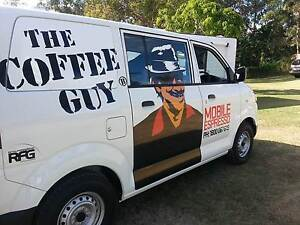 Coffee Van for Sale Virginia Brisbane North East Preview