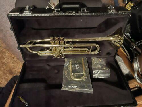 Carol Brass CTR-5000L-YSS-L lacquer trumpet