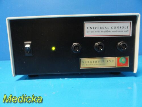 Surgiquip 100-0010 Universal Power Console W/ Power Cord ~15548