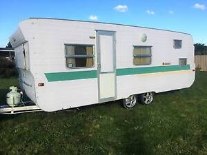 Family Double Bunk 7 berth with large annex Franklin Arrow Carava Caroline Springs Melton Area Preview