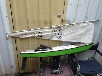 Rc boats yacht hull only