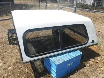 Toyota Brahma Canopy dual Cab & hilux canopy in Westwood 4702 QLD | Parts u0026 Accessories | Gumtree ...