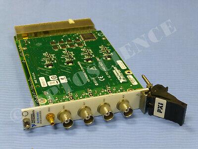National Instruments Pxi-4462 Dynamic Signal Analyzer Card Ni Dsa Daq