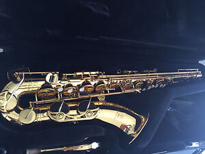 Yamaha YTS275 tenor saxophone, made in Japan cost $2399 sell $999 Inglewood Stirling Area Preview