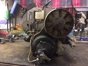1986 Skidoo Engine