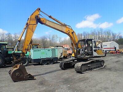 Kobelco Sk150 Lc Hydraulic Excavator Cummins 4bt Jrb Qc Sk-150