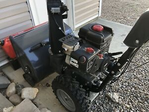 "Loaded 26"" snowblower!"