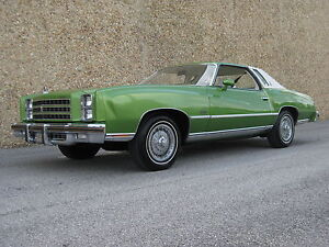 1976-Chevrolet-Monte-Carlo-14k-Original-Miles-One-Owner-Survivor-Time-Capsule
