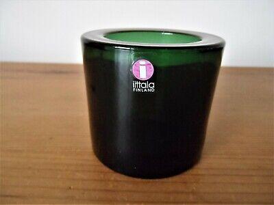 iittala Marimekko finland green tea light candle holder