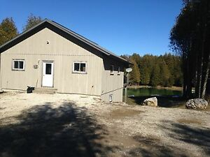 Cottage for rent! ATV/snowmobile friendly!