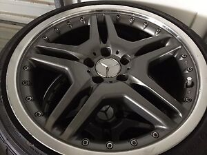 19 inch wheels to suit c class Mercedes Runcorn Brisbane South West Preview