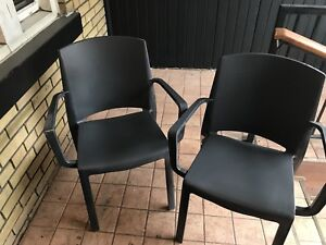 Pair of patio chairs for $10