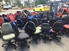 Used office chairs good condition must all go today Westmead Parramatta Area Preview