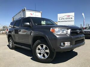 2011 Toyota 4Runner SR5--7 PASSENGER--LEATHER--SUNROOF