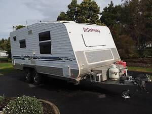2010 Coral Bay Billabong Caravan Hawley Beach Latrobe Area Preview