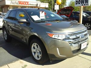 2014 FORD EDGE SEL- PANORAMIC SUNROOF, NAVIGATION SYSTEM, LEATHE