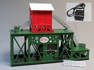 LIONEL NORTH POLE CENTRAL ICING STATION 352 building o gauge train tower 6-82051