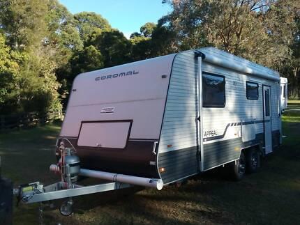 COROMAL Caravan for sale.