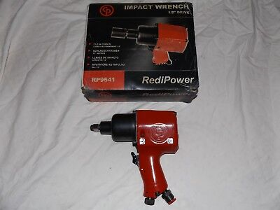New Chicago Pneumatic Redipower Rp9541 Industrial 12 Impact Wrench 450 Ft. Lbs