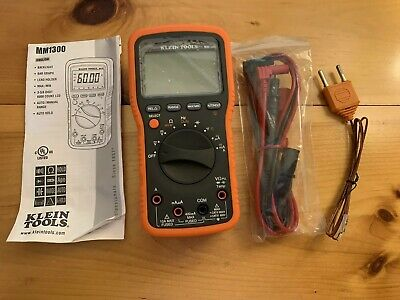 Klein Tools Mm1300 Electricians Hvac Multimeter