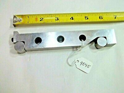 Machinist Toolmaker Sine Bar 58 Wide X 6 Long Made By Toolmaker Usa