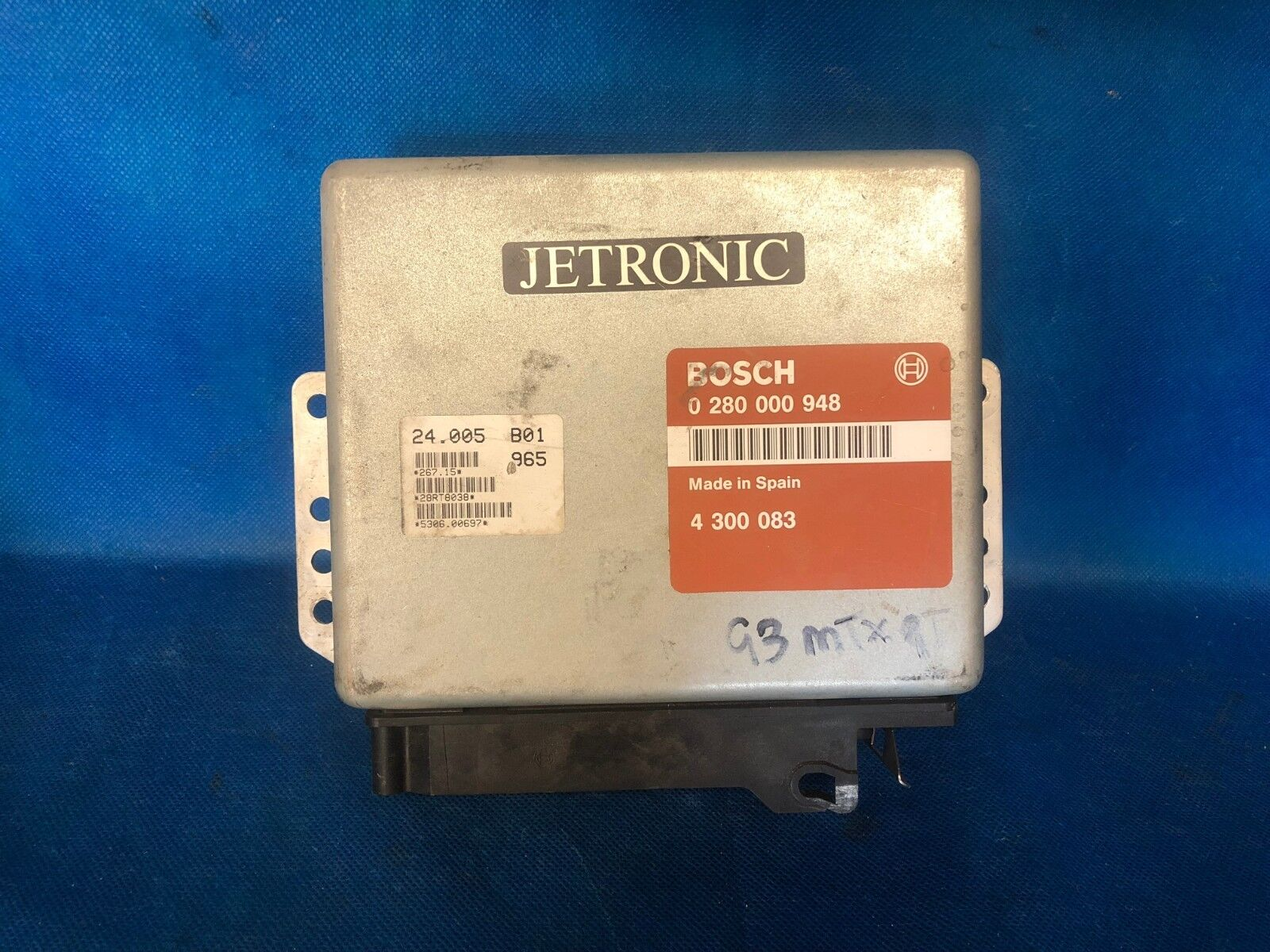 Used Saab 900 Computers And Cruise Control Parts For Sale Se Turbo Electric Seats Partrequestcom Programmed 1993 20 M T Ecu Ecm Pcm Engine Computer 0280000948