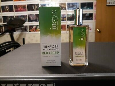Instyle Fragrances Yves Saint Laurent's Black Opium