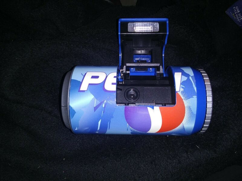Pepsi Can Camera