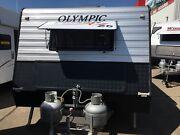2014 Olympic 21' Pursuit Z6 Ensuite Caravan North St Marys Penrith Area Preview