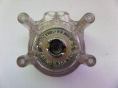 Cole Parmer Masterflex 7017 10 Pump Head