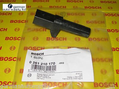 Mercedes Benz Reference Sensor - Mercedes-Benz, Sprinter Crankshaft Position Sensor - BOSCH - 0261210170 - OEM MB