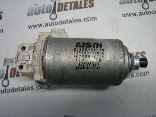 Lexus LS 430 4.3 Aisin Denso Seat Motor 85820-50320 used 2002