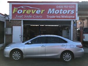 2015 TOYOTA CAMRY HYBRID SEDAN AUTOMATIC Long Jetty Wyong Area Preview