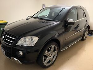 2010 MERCEDES-BENZ ML 350 SPORTS (4x4) AUTO