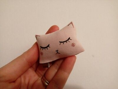 miniature cat cushion furniture dollhouse or favors party baby