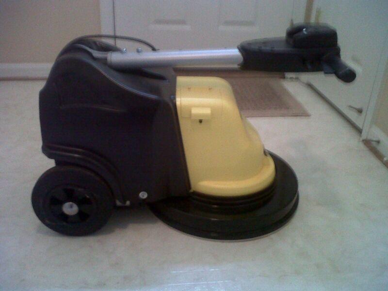 "Tornado Battery Glazer 17"" High Speed Floor Burnisher Polisher **Local Pick-Up**"