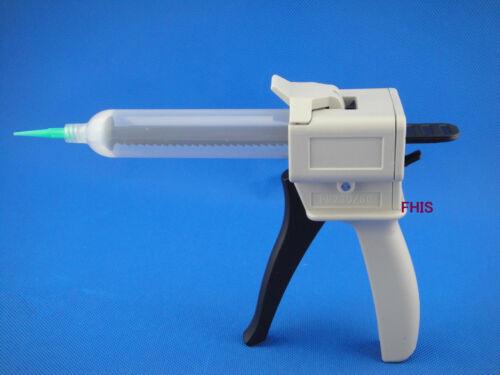 Manually Single Liquid Glue Gun 30cc/55cc Common 30cc Cones