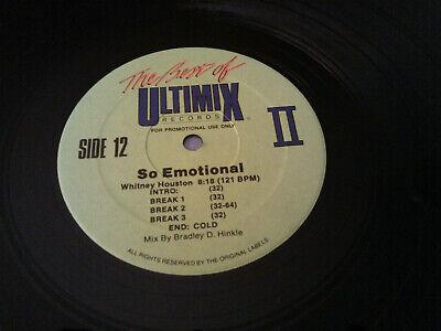 Whitney Houston Natalie Cole M- promo 12